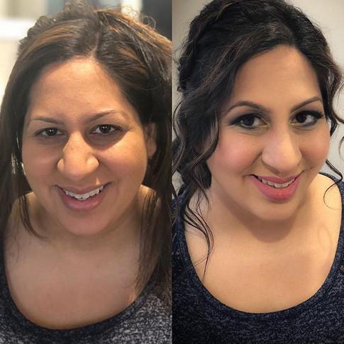 Shaheena's beautiful and all natural bef