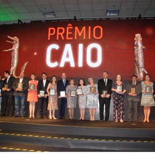 Prêmio Caio  premia Personalidades do Ano 2016