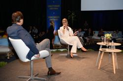Debate Roberta e Rodrigo Cordeiro