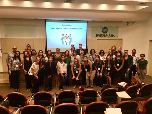 Eventos Médicos in Company - Sindusfarma São Paulo - 16/03/2018