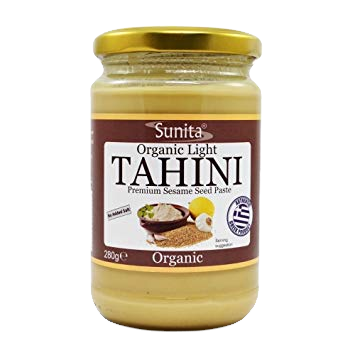 Sunita Organic Tahini Light