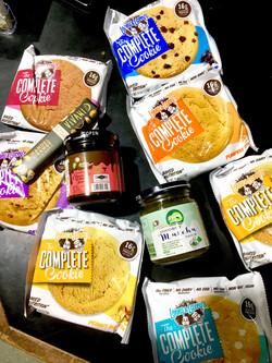 Assorted Vegan Snacks