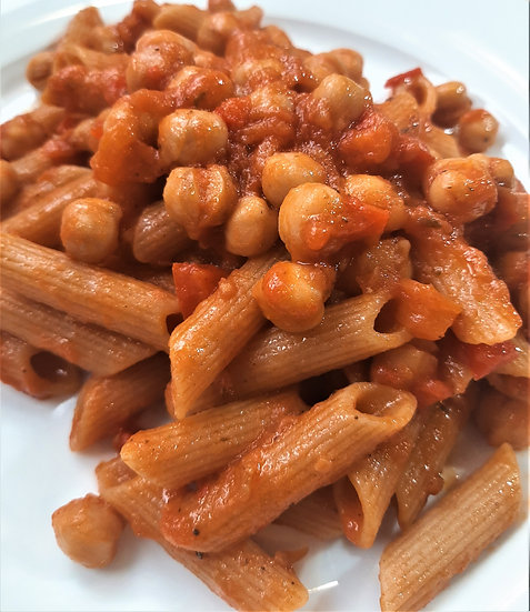 Vegan Bolognese Sauce ( Portion for 2)