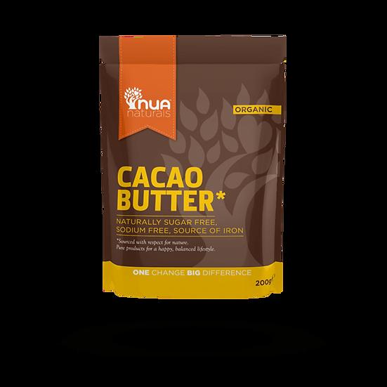 Nua Naturals Organic Cacao Butter