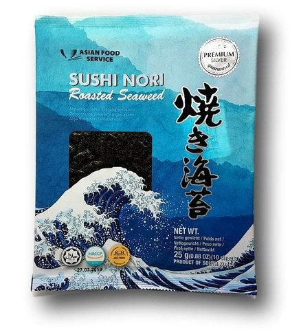Sushi Nori 25g (10 sheets)