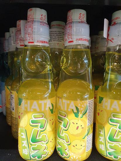 Japanese Hata Yuzu Ramune Soda