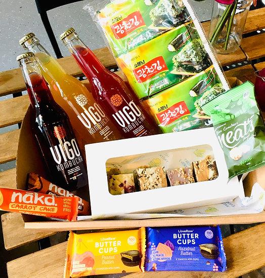 The Good Health Snacks Gift Set