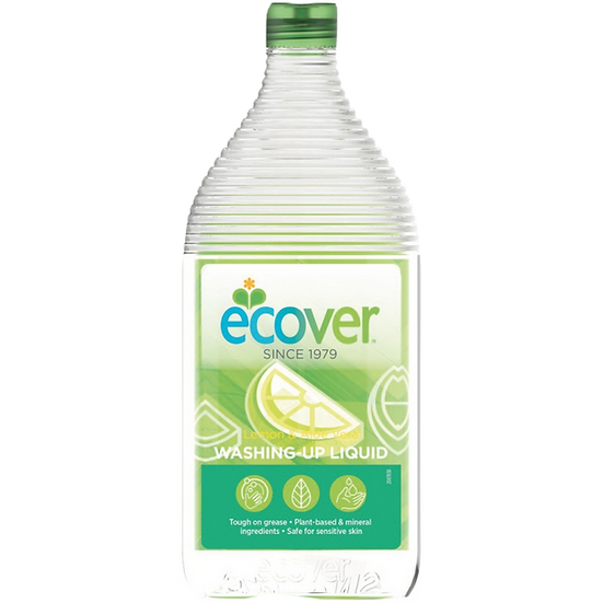 Ecover Lemon Washing Up Liquid with Aloe Vera - VEGAN 950ml