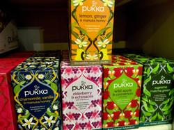 Pukka herbal tea