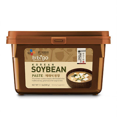Korean Soy Bean Paste (Doenjang) 500ml