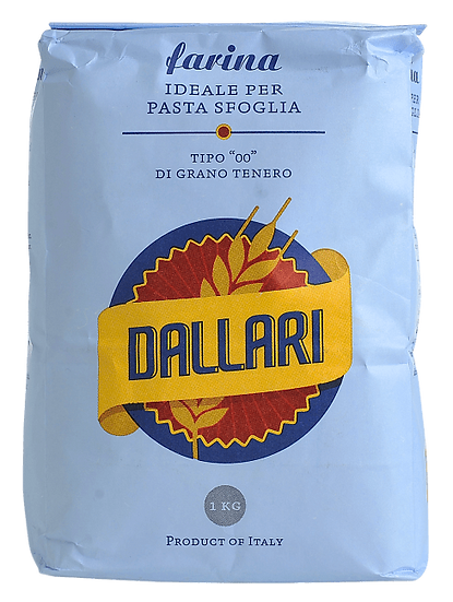 "Dallari Farina Wheat Flour ""00"" (pasta and pizza)"