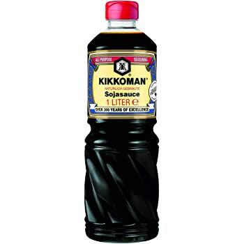 Kikkoman Soy Sauce 1 L