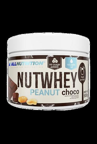 Nutwhey Peanut chocolate 500g