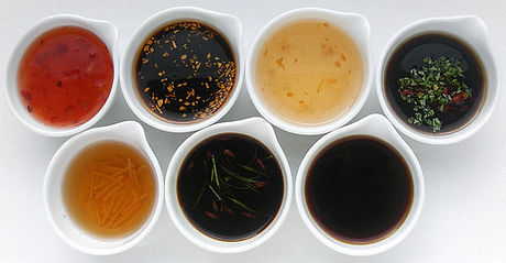 Asian Cooking Sauces