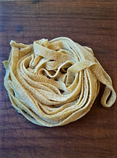 Handmade Semolina Tagliatelle  140/150 gr