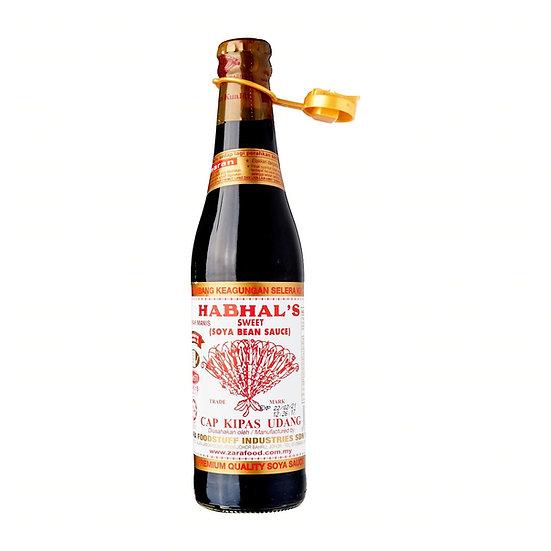 Habhal's Sweet Soya Bean Sauce 645ml