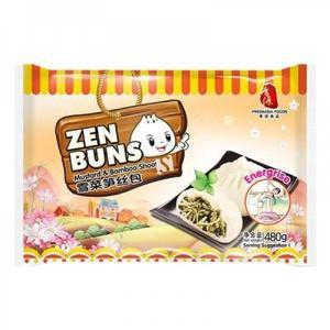 Fresh Asia Mustard & Bamboo Shoot Bun 6 Pieces 480g