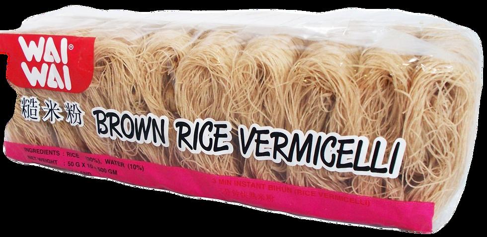 Wai Wai Brown Rice Vermicelli 500g