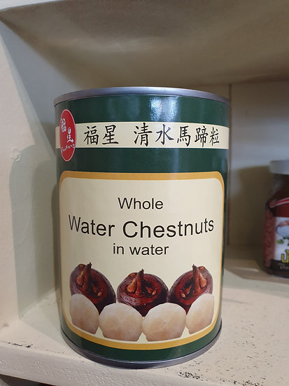 Whole water chestnut 567g