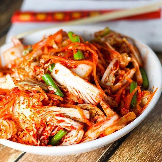 Home Made Korean Kimchi ( Vegan)