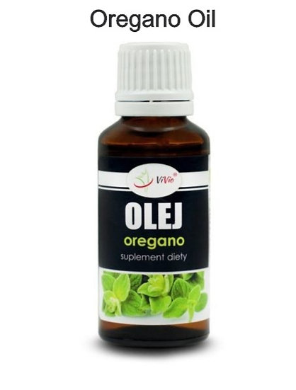 Vivio Oregano Oil 30ml