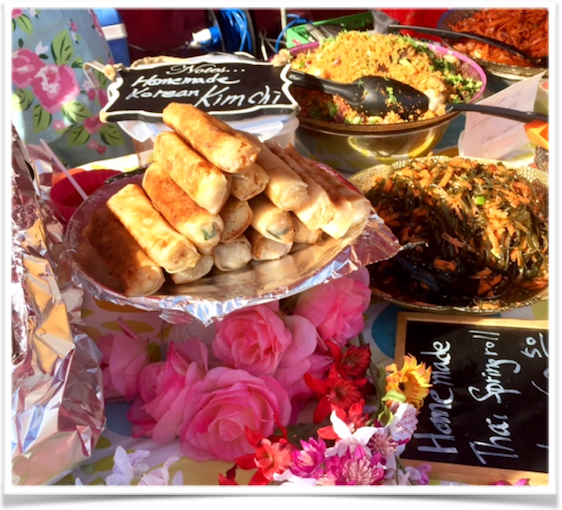 SensAsianal Homemade Thai Spring Rolls (x 3)