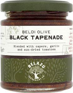 Black Olive Tapenade 170g