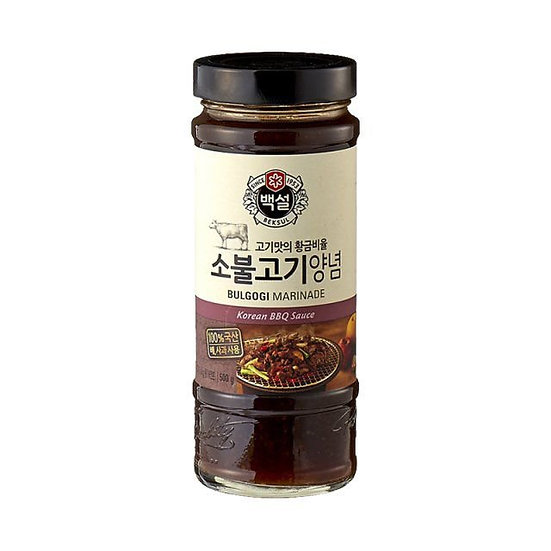 Korean Bulgogi Sauce For Beef 290g