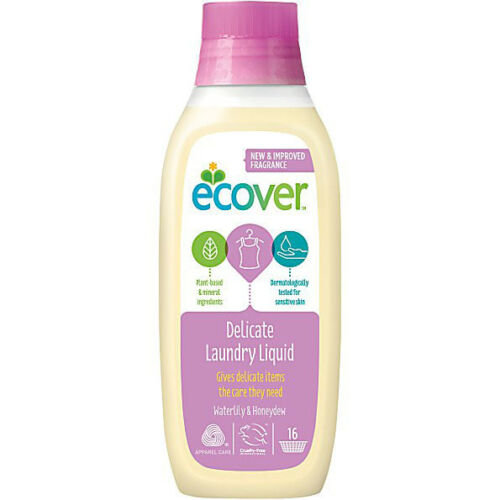Ecover Delicate Laundry Liquid 750ml (16 washes)