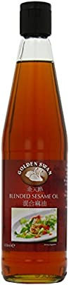 Golden Swan Blended Sesame Oil 650 ml