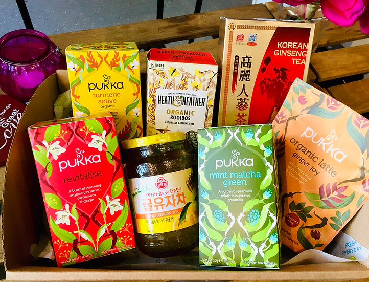 The Tea Lover Gift Set