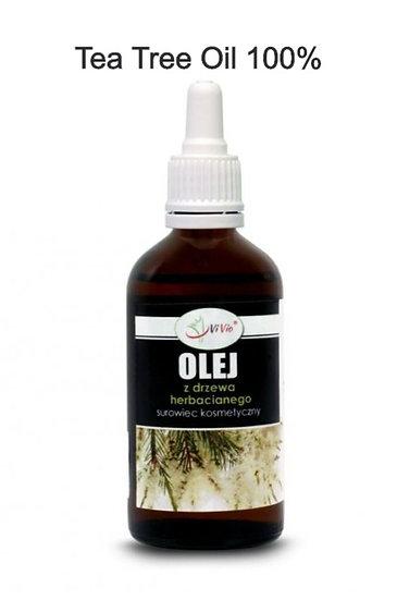 Vivio Tea Tree Oil 100% 50ml
