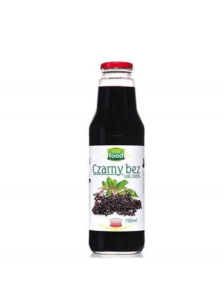 Elderberry Juice 100% 750 ml