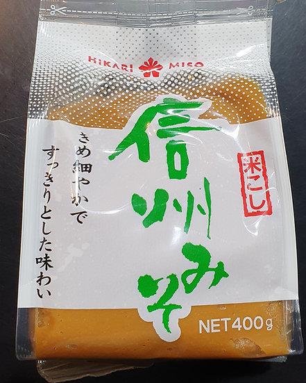 Hikari white miso 400g
