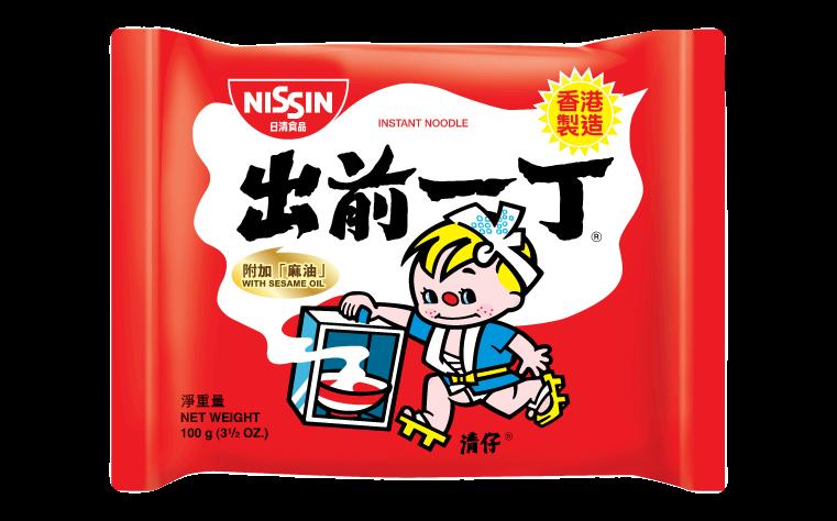 NISSIN (s.oil) Noodle 100g