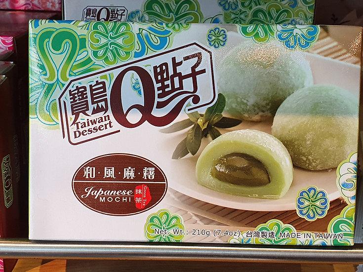 Matcha Green Tea Mochi 210g
