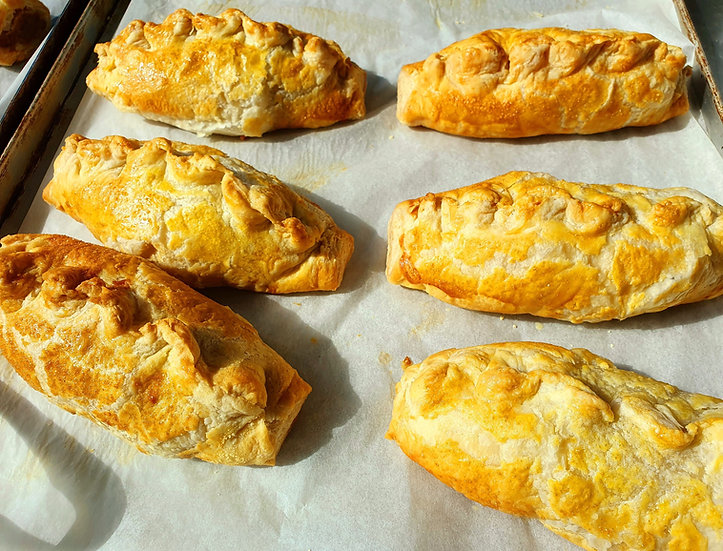 Gourmet Beef and Veg Pastries