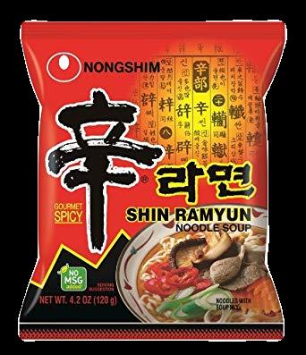 Nongshim SHIN noodle