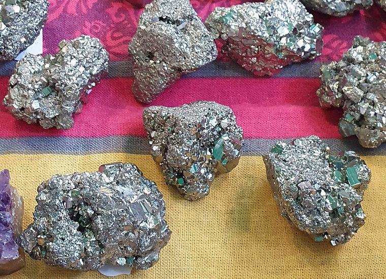 A Grade Pyrite approx 40g