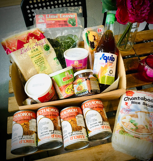 The Thai Food Lover Gift Set