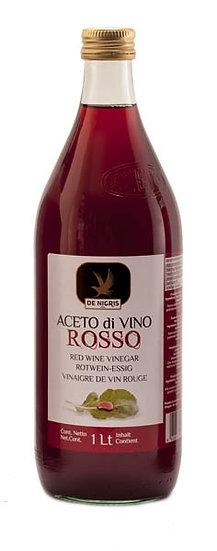 De Nigris Red Wine Vinegar 1 L