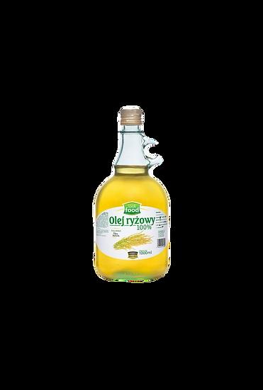 Rice oil 100% 1000ml