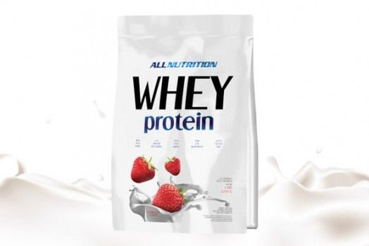 All Nutrition Whey -Strawberry 908g