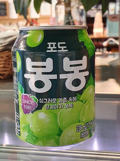 Korean Grape Juice 238ml