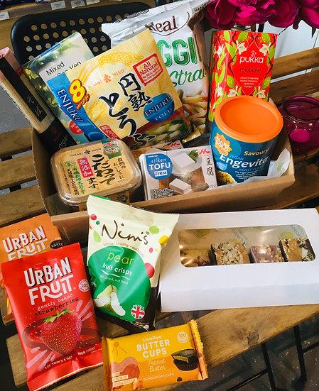 Vegan Happy Food Gift Set