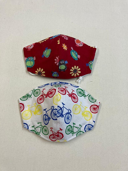 Handmade Kid's size Face Mask (1pc)