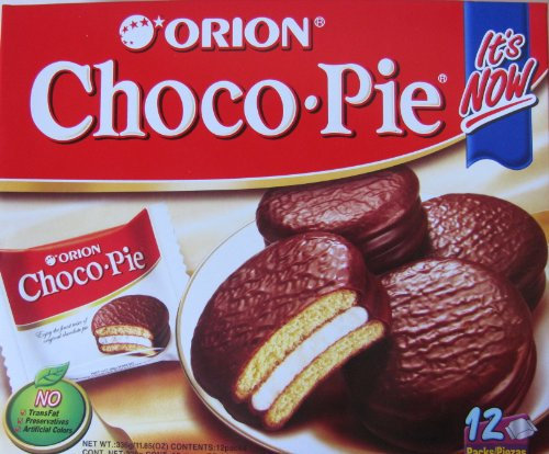 Orion Choco Pie, 12 pieces