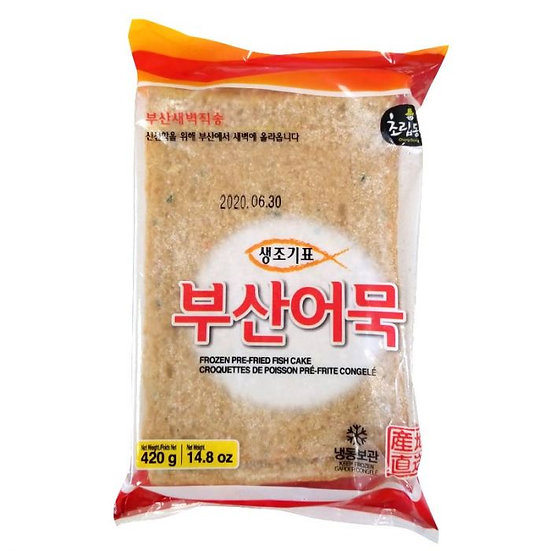 Korean Fish Cake Sheet 420g
