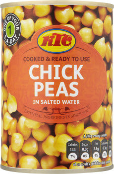Chick Peas (Can) 400g