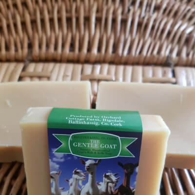 ORCHARD COTTAGE FARM - Sensitive Goat's Milk and Kefir Soap
